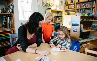 Rainbow Repackages Gifted Education