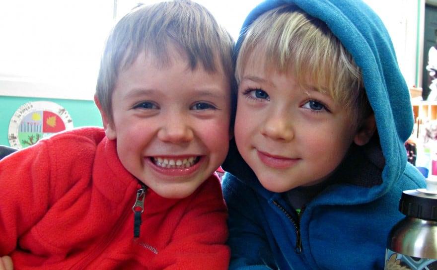 Rainbow Community School Preschoolers