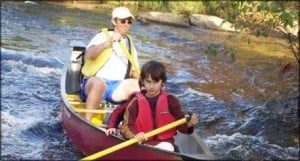 Fifth Grade - Canoe Trip