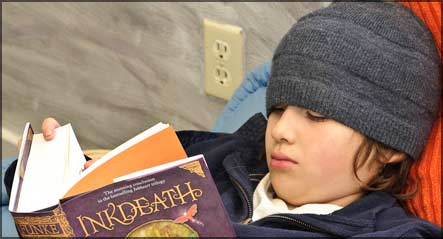 Third grade - reading