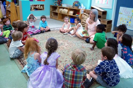 preschool centering