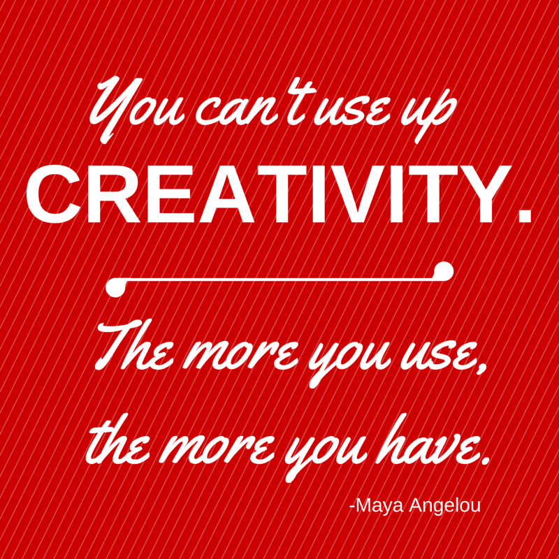 A Maya Angelou Quote