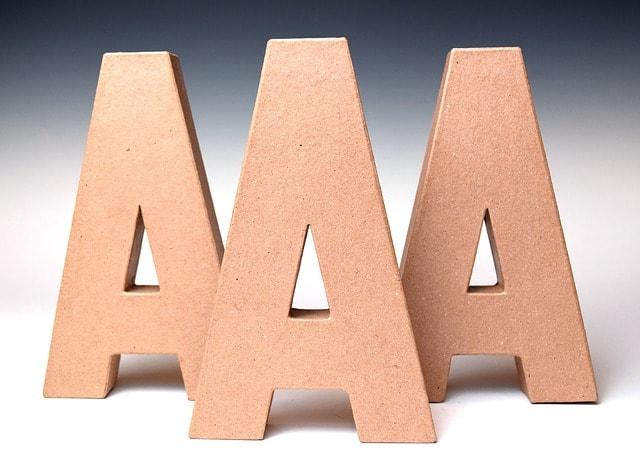 alphabet spelling