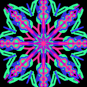 KaleidoscopePainter