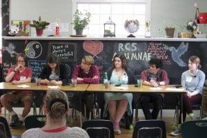 Beyond Rainbow Alumni Panel