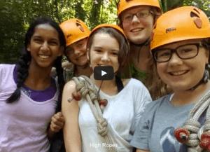 Omega Week 1 – Blue Ridge Retreat (Video)