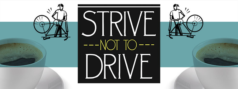 Strive Not to Drive Week: Commuter Station!