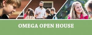 Omega Middle School Open House