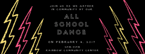 All School Dance Party