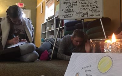 Supporting our emotional immune systems: A 6th grade centering