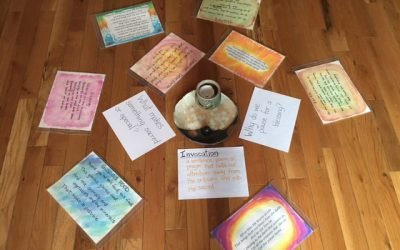 What makes something sacred: A 4th grade centering