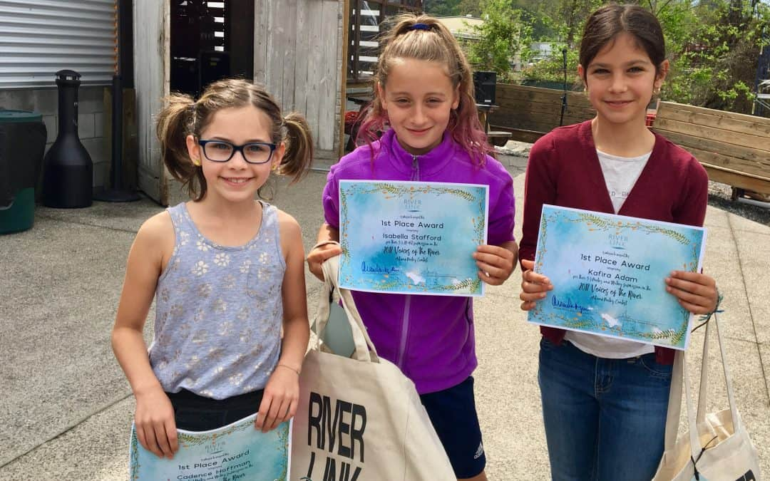 'Voices of the River' Contest Winners