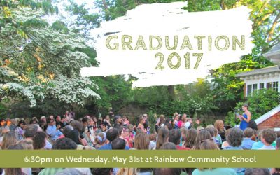 Join us at Graduation