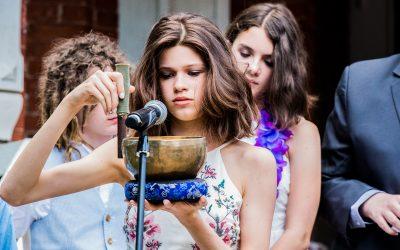 Graduation as a Sacred Ceremony