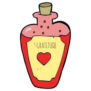 gratitude elixir