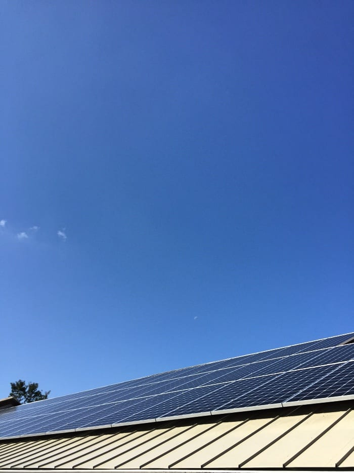 solar power and solar panels