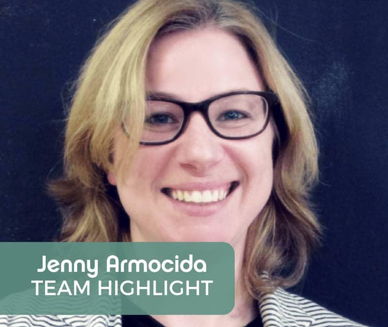 Jenny Armocida – Team Highlight