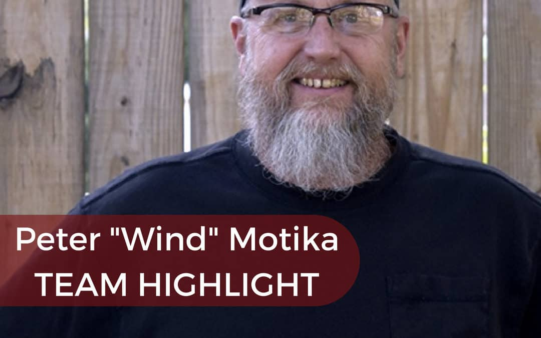 "Team Highlight: Peter ""Wind"" Motika"