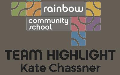Kate Chassner – Team Highlight
