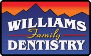 williams family dentistry logo