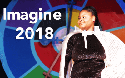 Imagine 2018 – It's About Time