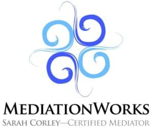meditation works silver logo
