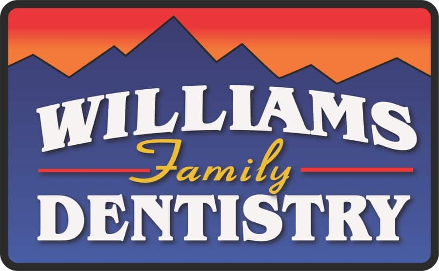 williams family dentistry bronze logo
