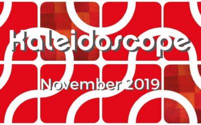 November Kaleidoscope