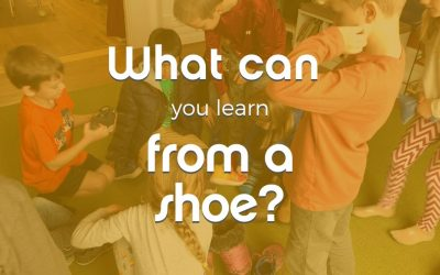 2nd grade classification of…shoes?