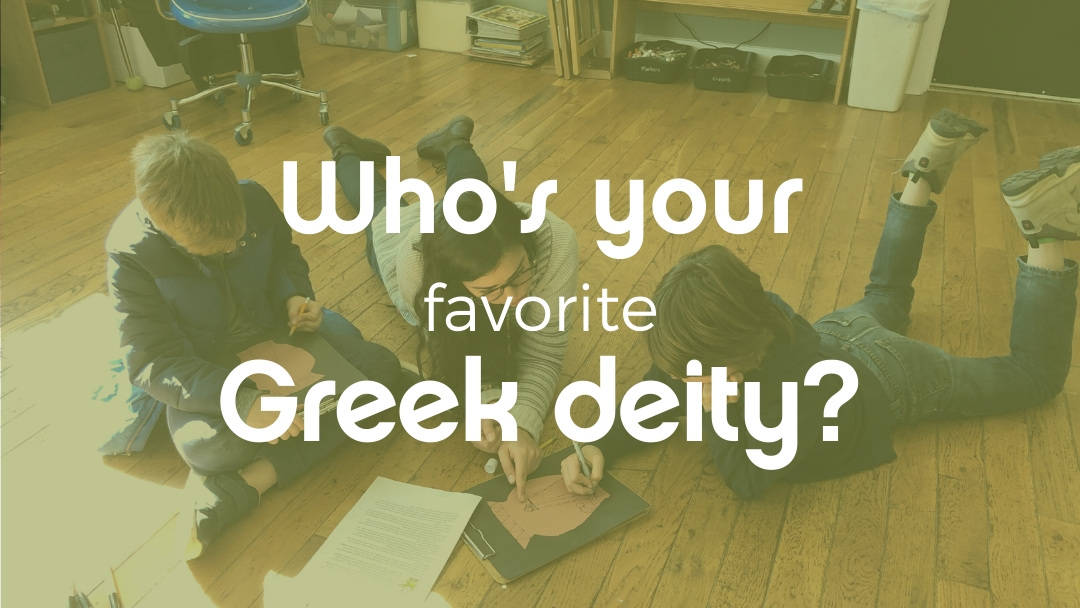 Who's your favorite Greek deity?