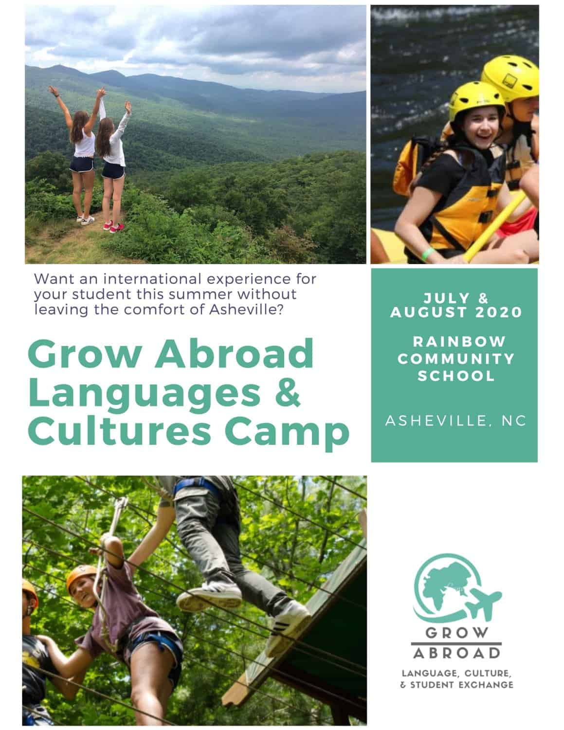 languages and cultures camp