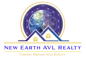new earth asheville logo