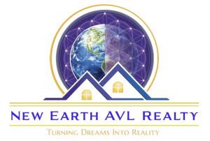 new earth asheville logo
