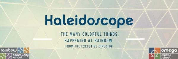 Kaleidoscope August 2021